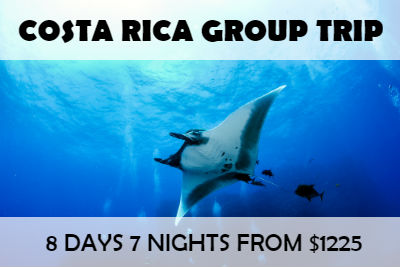 Costa Rica Group Diving