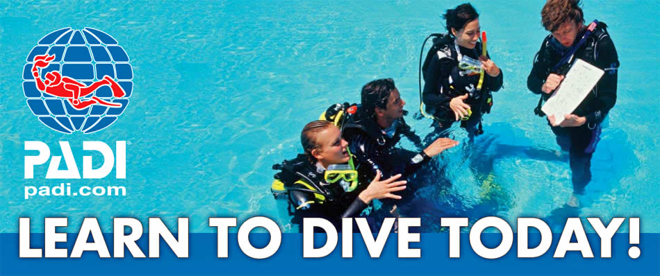SDI and PADI Scuba Dive Training and Certifications in Arizona By ...