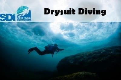 SDI ONLINE DRYSUIT