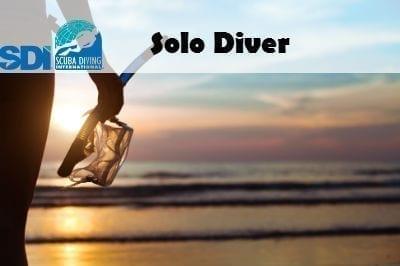 SDI ONLINE SOLO DIVER