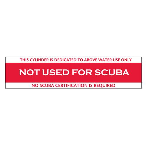 Xs Scuba Tank Stickers Saguaro Scuba