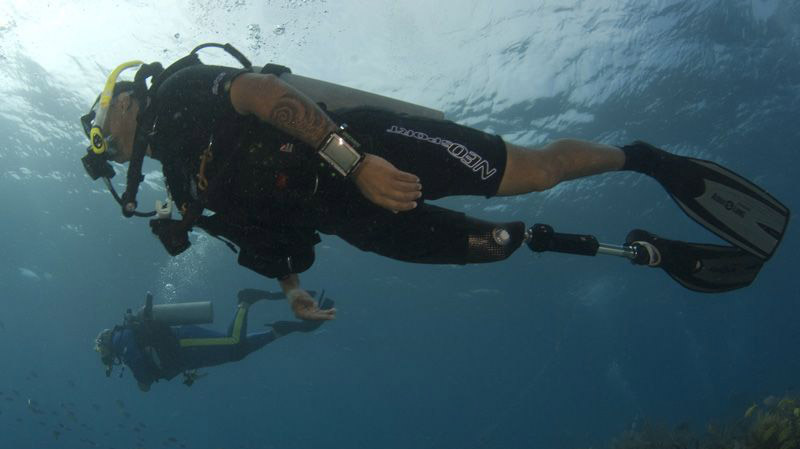 SDI Scubility Dive Buddy Program