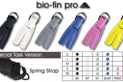 APOLLO BIO-FIN PRO W/SPRING STRAP