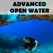 PADI ONLINE ADVANCED OPEN WATER COURSE