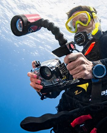 PADI ONLINE UNDERWATER PHOTOGRAPHY COURSE