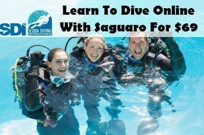 learn to scuba dive phoenix arizona