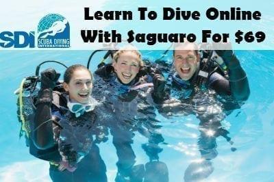 learn to scuba dive phoenix arizona