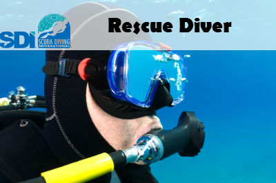 PADI RESCUE CLASS & TRAINING DIVES