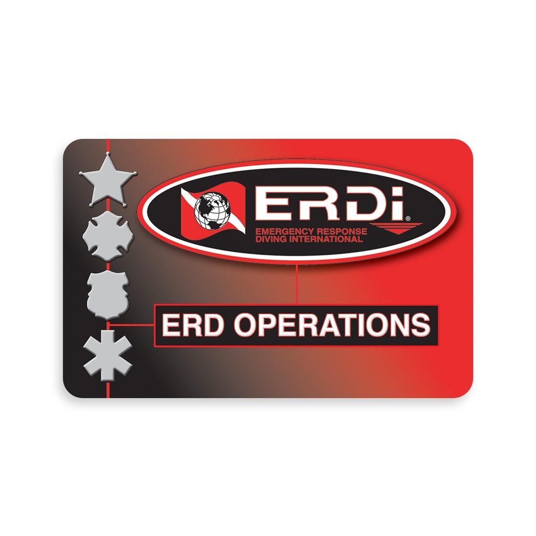 Erdi Diver Registration Fee C Card Saguaro Scuba