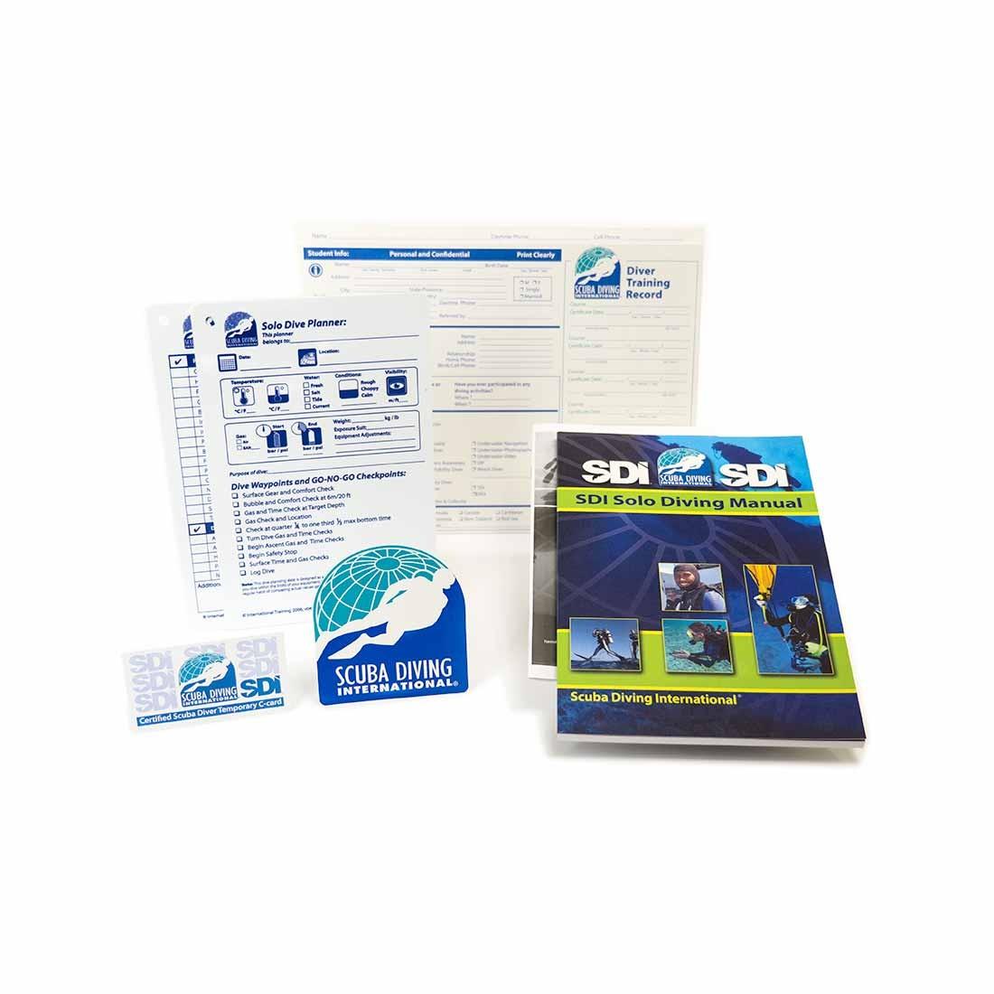 SDI Solo Student Kit