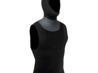 Pinnacle 5mm Merino Hooded Vest