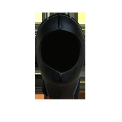 Pinnacle 7mm Merino Zippered Drysuit Hood
