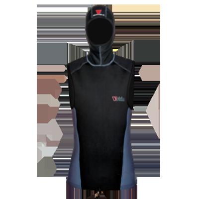 Pinnacle Inferno, V-skin Hooded Vest
