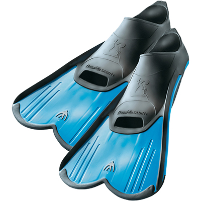 CRESSI LIGHT FINS - BLUE