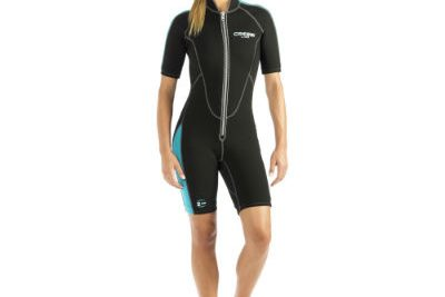 CRESSI WOMENS 2MM LIDO SHORTY
