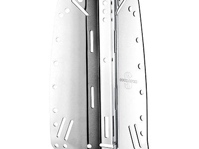 SCUBAPRO Backplate - Stainless Steel
