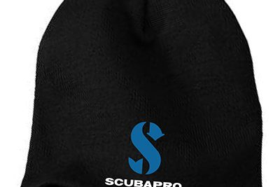 SCUBAPRO Cotton Beanie - Black