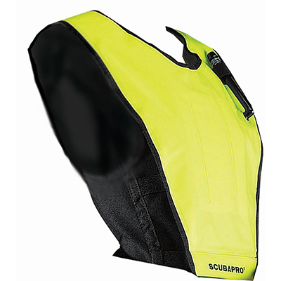 SCUBAPRO Cruiser Adult Vest - Yellow/Black