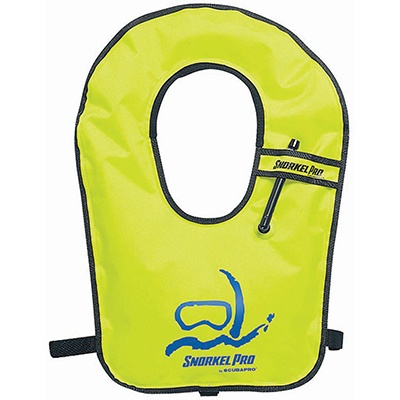 SCUBAPRO Currents Adult Vest - Yellow