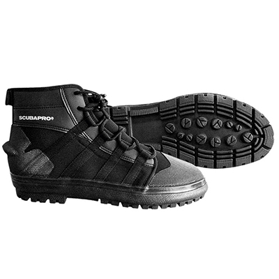 SCUBAPRO Dry Suit Boot - Black