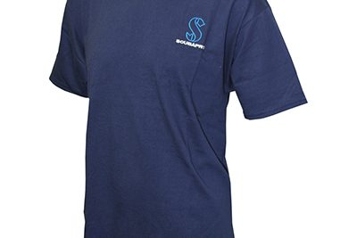 SCUBAPRO Embroidered Logo T-shirt - Navy