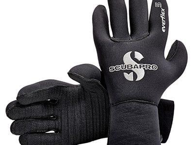 SCUBAPRO Everflex 5 mm - Black (2016)