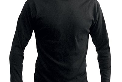 SCUBAPRO Long Sleeve T-shirt - Black