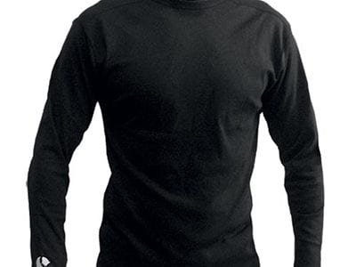 SCUBAPRO Long Sleeve T-shirt - Black