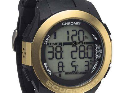 ScubaPro Chromis Wrist Dive Computer