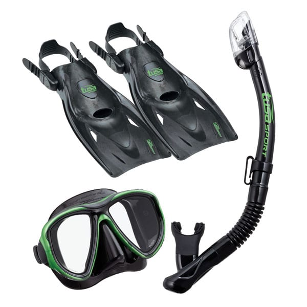 Tusa Powerview Dry Adult Travel Set
