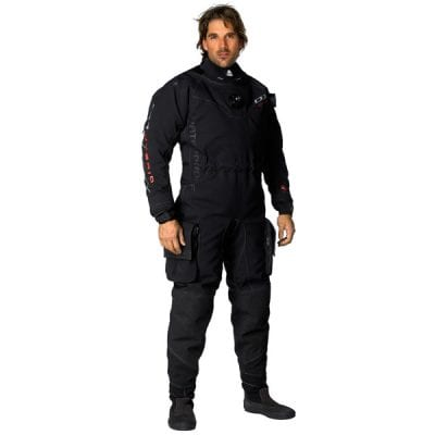 Waterproof D1 Hybrid Drysuit