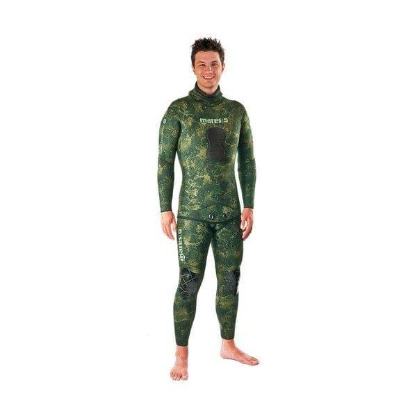 Mares Instinct 3.5 Mm - Pants- Camo Green