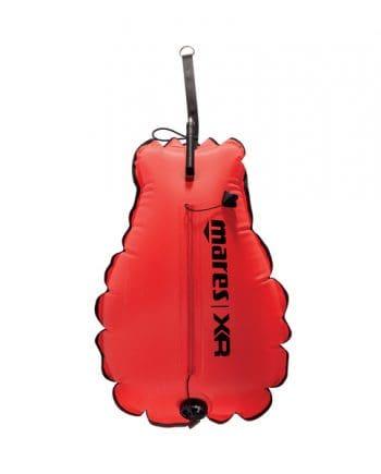 Mares Lift Bag Orange 80 Lbs - Xr Line
