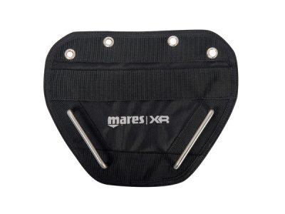 Mares Butt Plate Sidemout - Xr Line