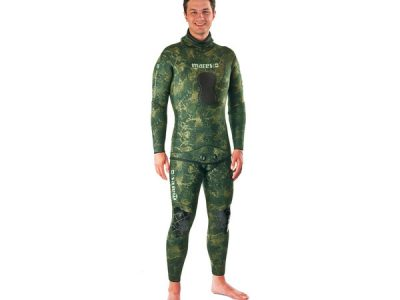 Mares Instinct 5.5 Mm - Jacket - Camo Green