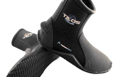 Tilos 5mm Thermowall Semi-Dry Boot