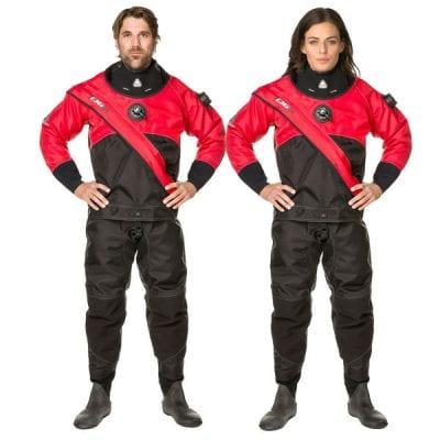 Waterproof D6 Trilam Lightweight Drysuit