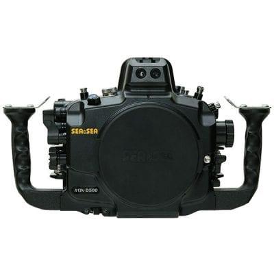 Sea & Sea MDX-D500 Housing For Nikon D500 Camera
