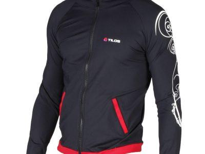 Tilos 6oz Unisex Anti-UV Rash Guard Hooded Jacket