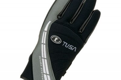 Tusa 2mm Dive Glove - Black