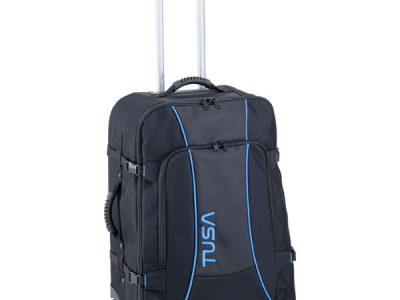 Tusa Roller Bag - Black