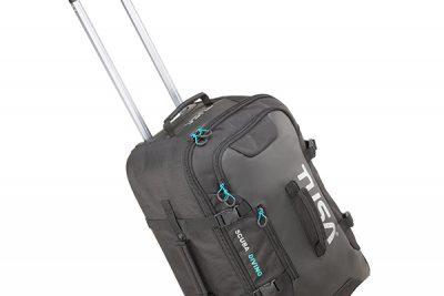 Tusa Small Roller Bag - Black
