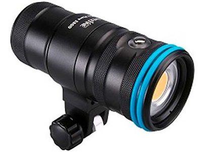 WeeFine Solar Flare 3800 (Premium Color Underwater Video Light)