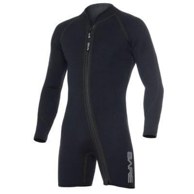 Bare 3mm Sport Step-in Jacket - Mens