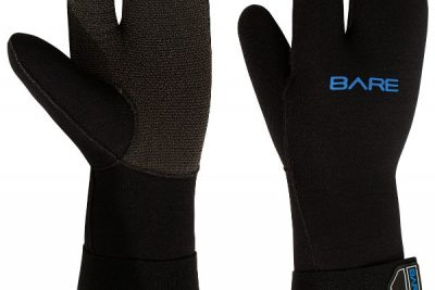 Bare 7mm K-Palm Mitt