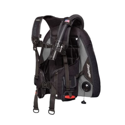 Zeagle Covert With Inflator, Hose And Re Valve