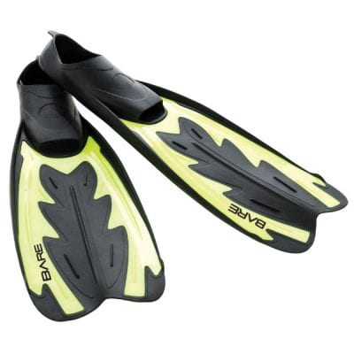 Bare Fastback Full Foot Fins