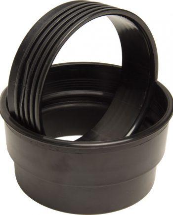 Bare Glove Lock Set - Black