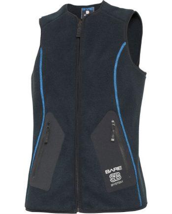 Bare SB SYSTEM Mid Layer Vest - Women
