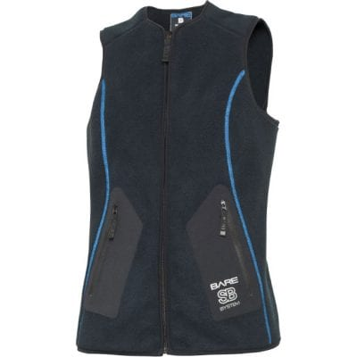 Bare SB SYSTEM Mid Layer Vest - Women